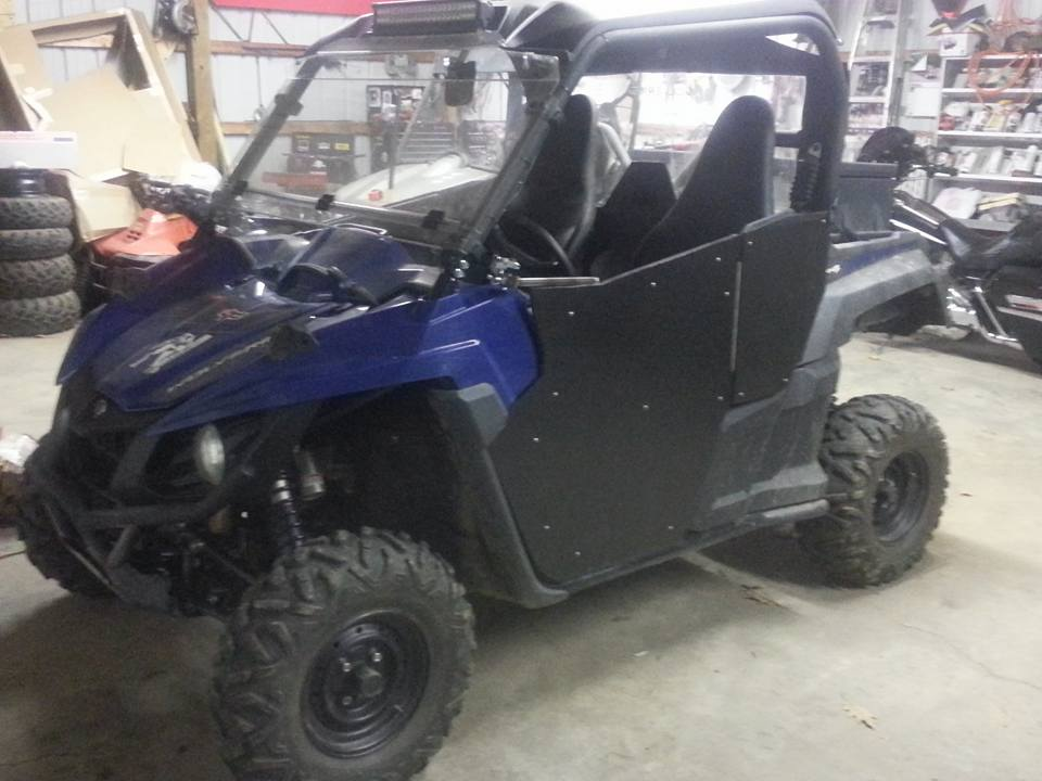 Yamaha Wolverine  Parts