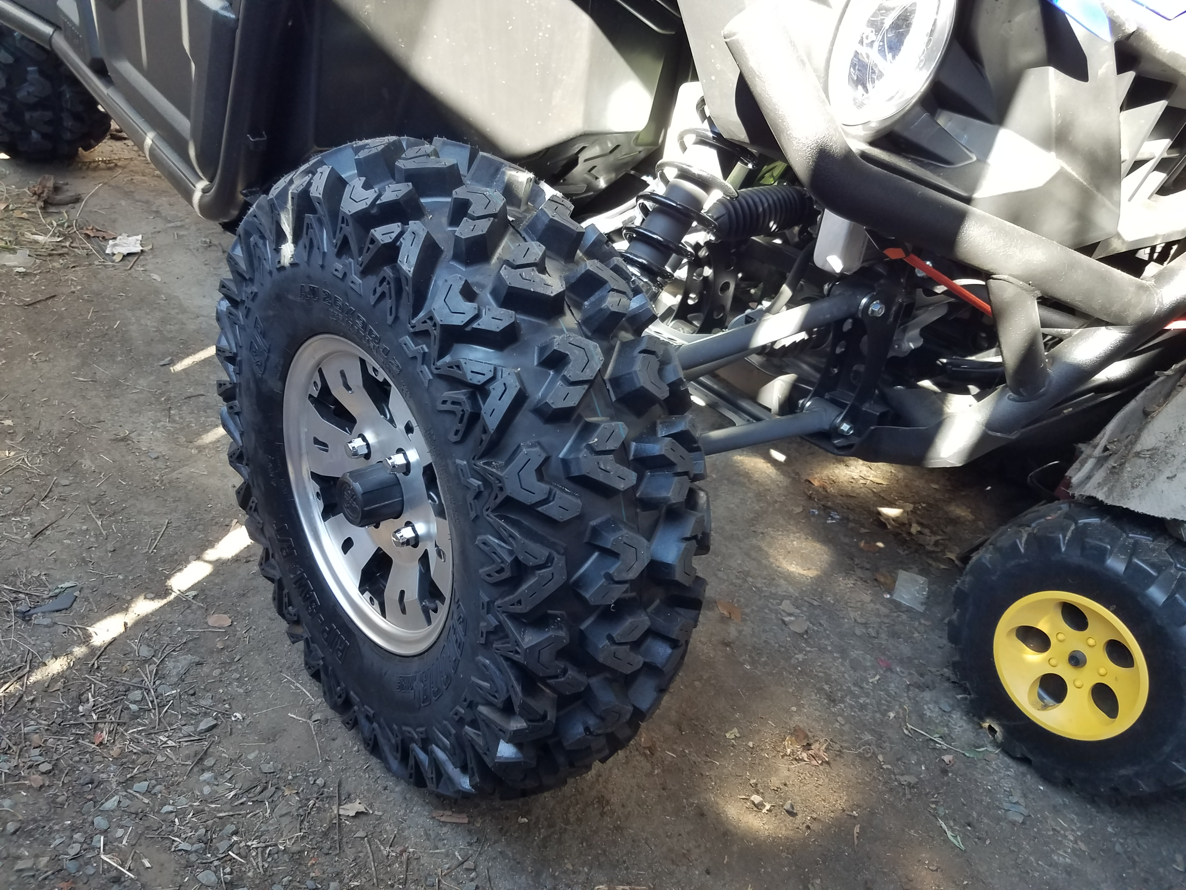 15 Inch Tires >> Sedona Rip Saws. Wow! Pics included. :-)