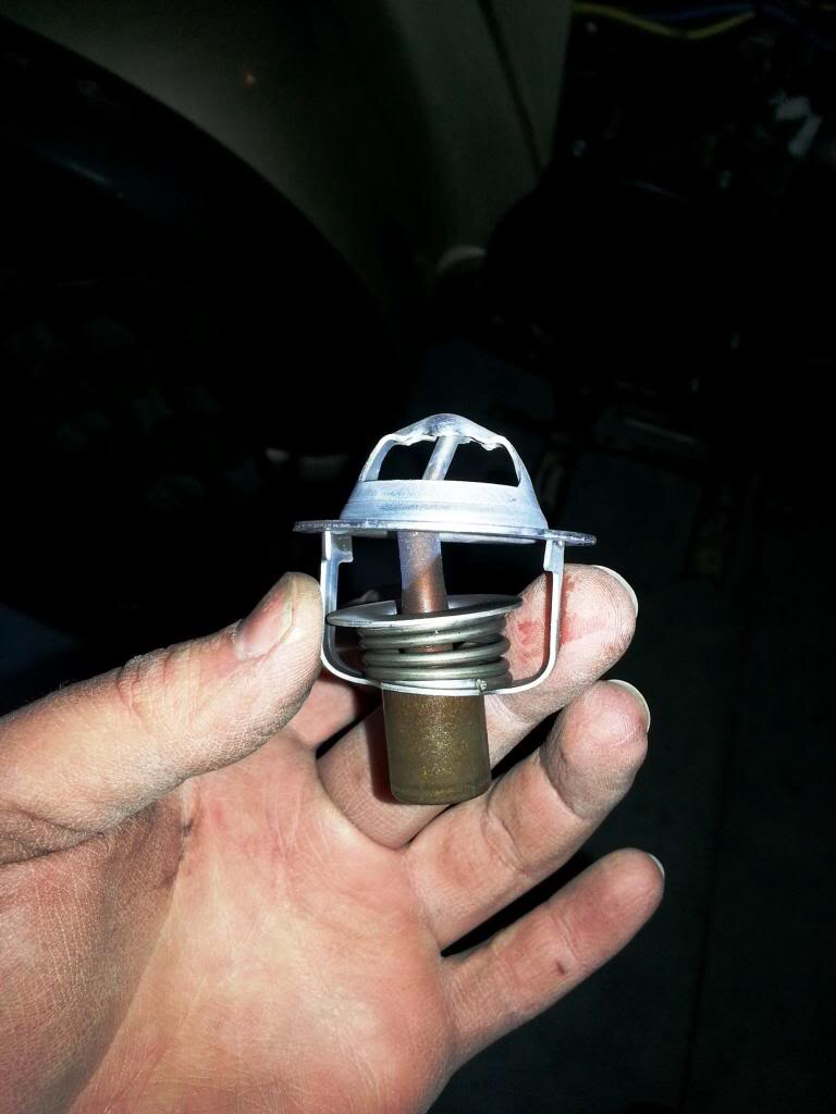 Yamaha Viking Thermostat Motorcycle Image Ideas Bypass The Thermal Switch Grizzly Atv Forum Overheated My Machine Again