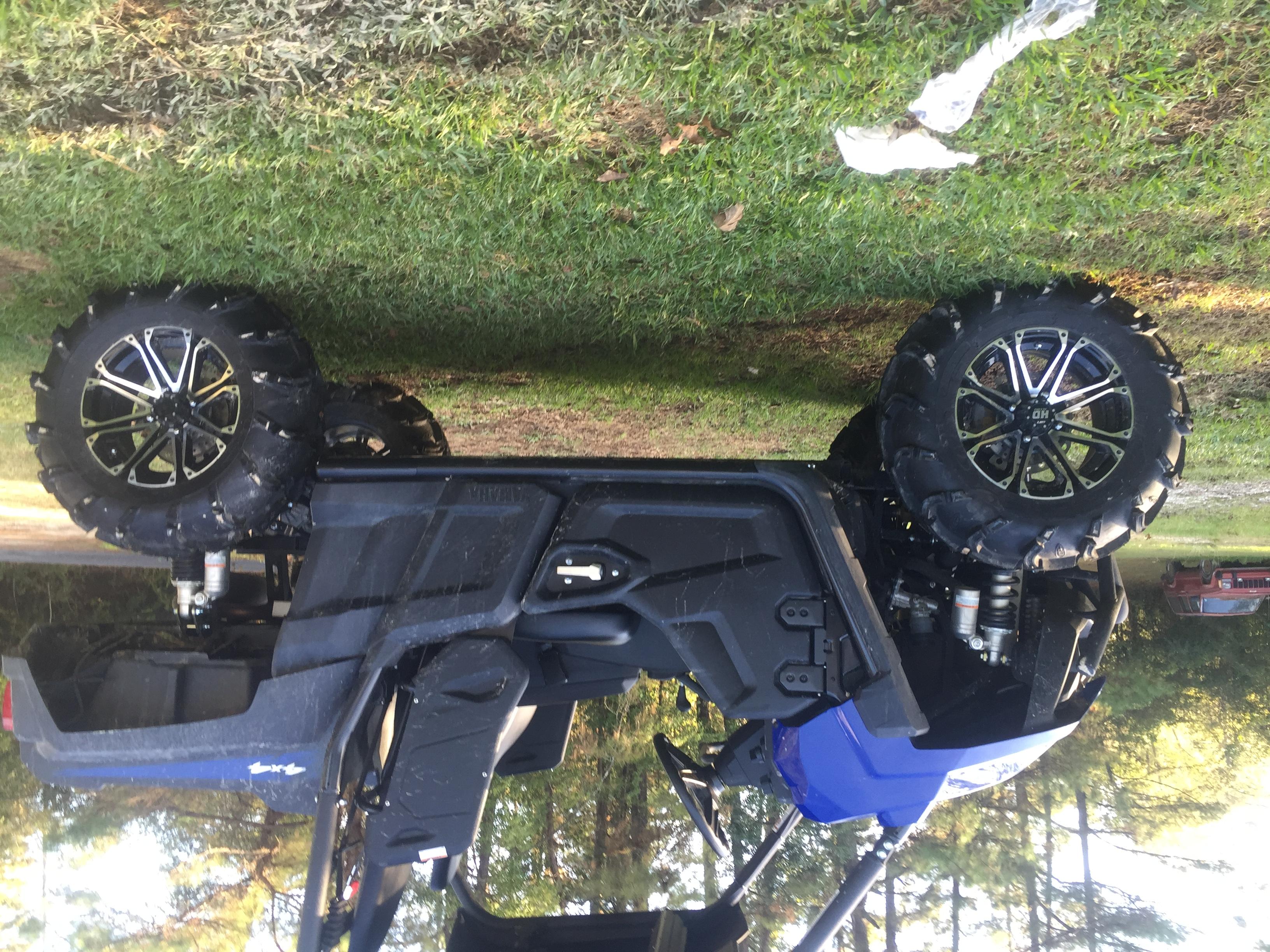 Yamaha Wolverine R Spec Eps 2016 High Lifter Upcomingcarshq Com