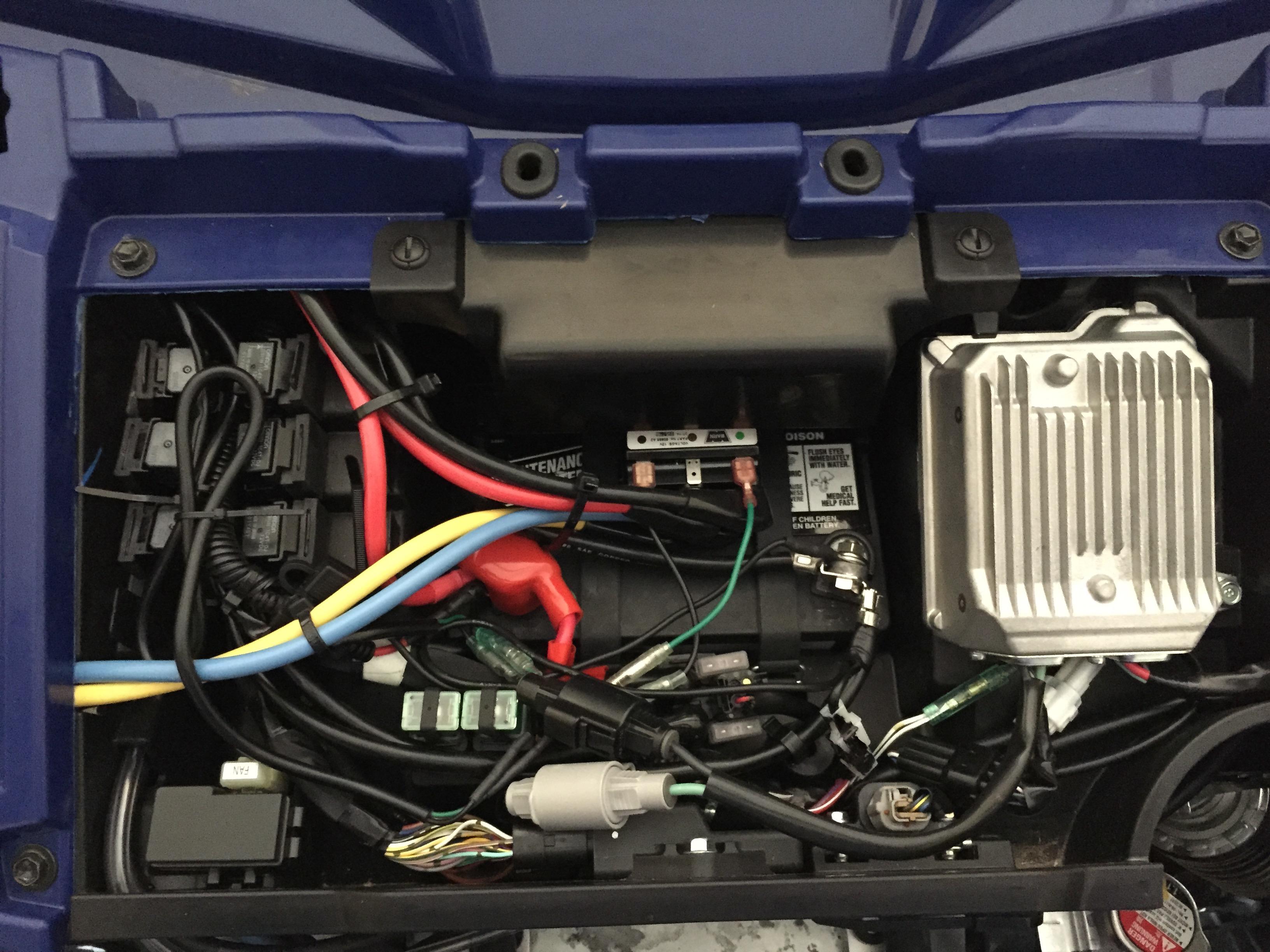 Yamaha Wolverine Winch Wiring Reinvent Your Diagram Jeep Warn Rh Wolverineforums Com Electric