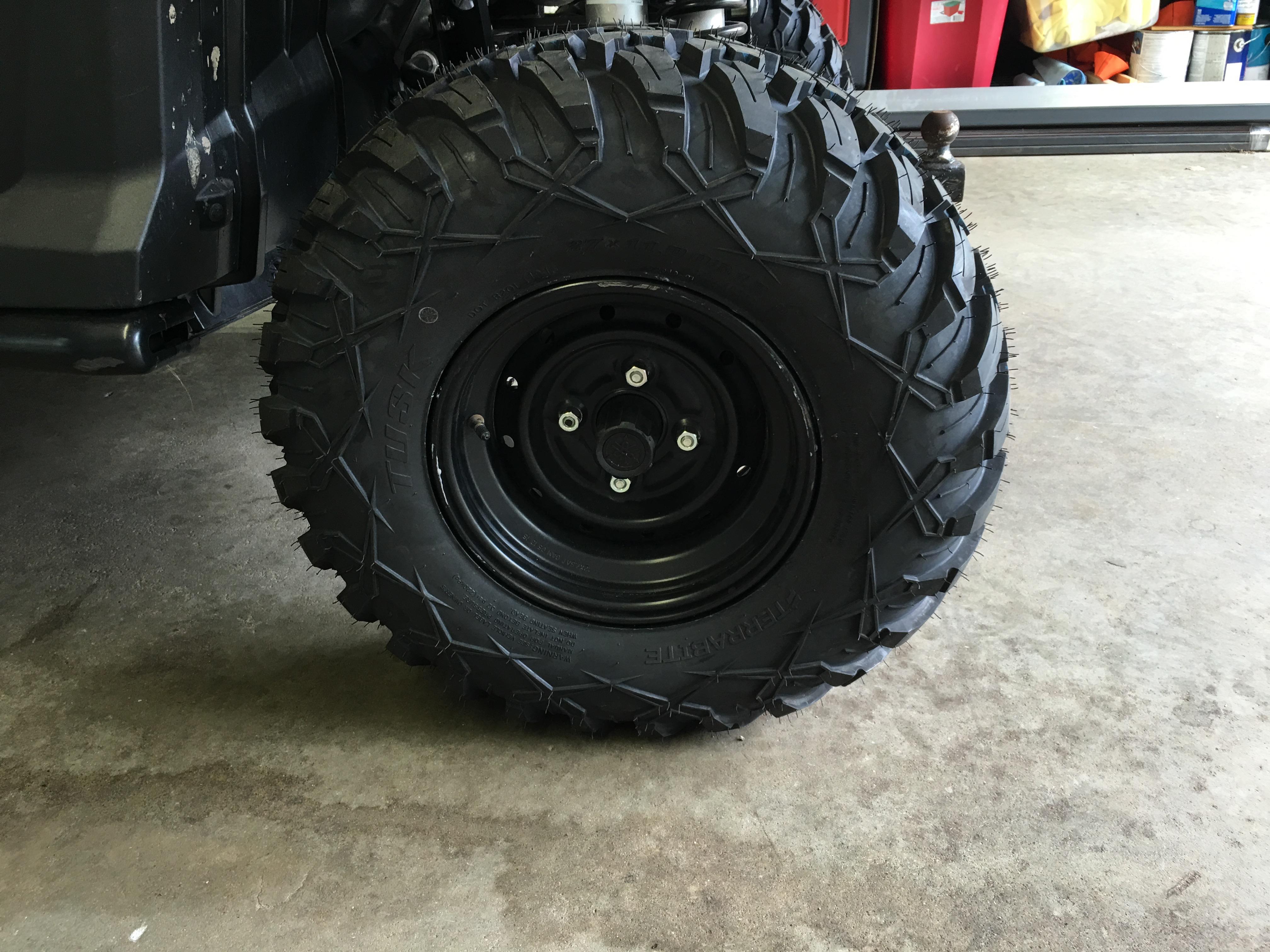 Tusk Tires