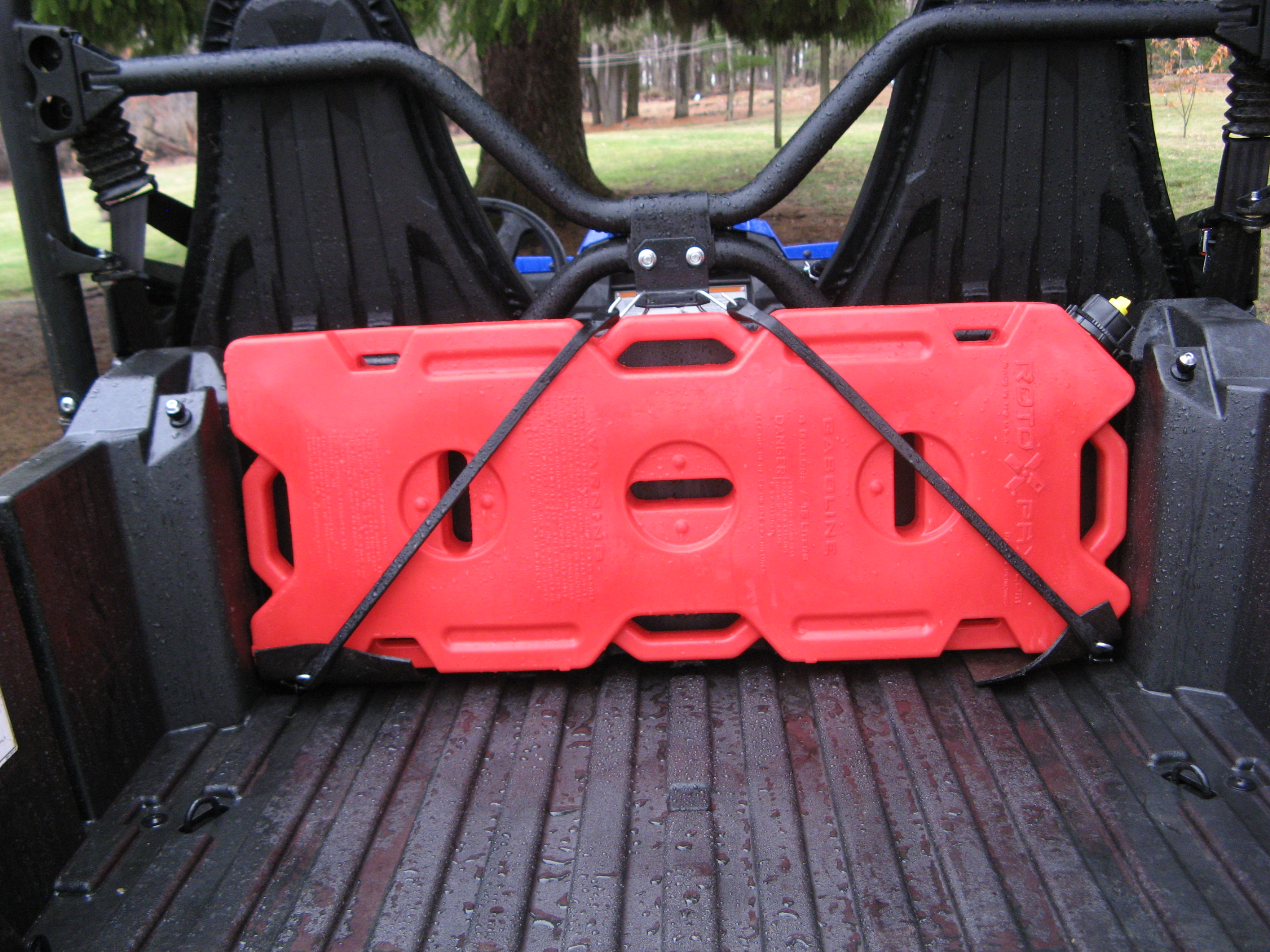 Cargo Trailer Accessories >> Cheap RotopaX Gas Can Mount