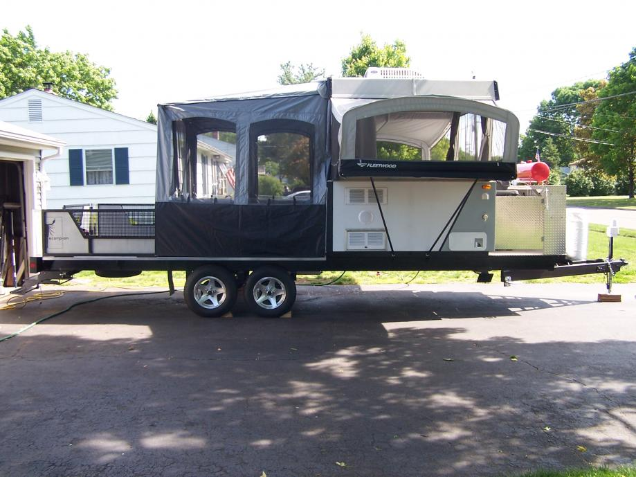 Campers For Sale In Ga >> Toy hauler or travel trailer?